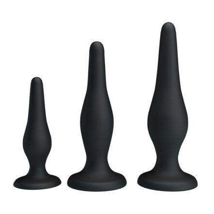 Beginners Mini Anal Kit Black