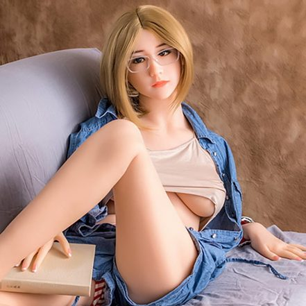 Realistic Silicone Sex Doll in 3 Sizes