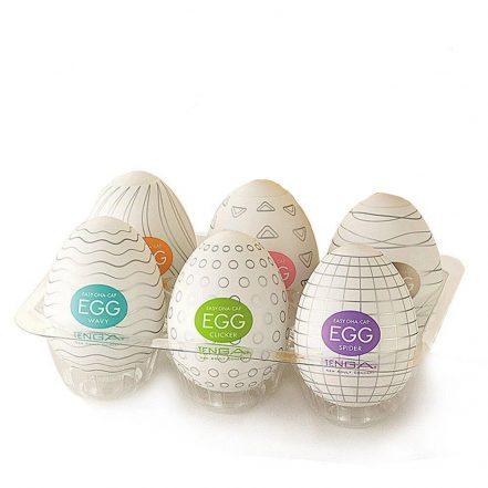 Vibrating Silicone Egg