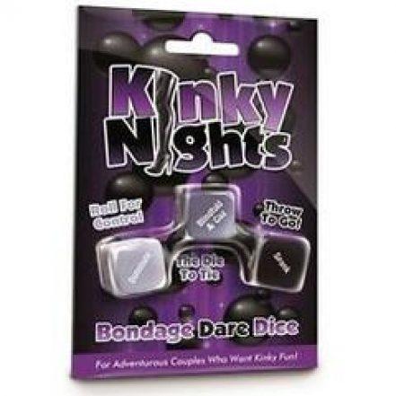 Kinky Nights Dice – Includes x3 Kinky Nights Dice