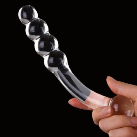 Pyrex Glass Dildo