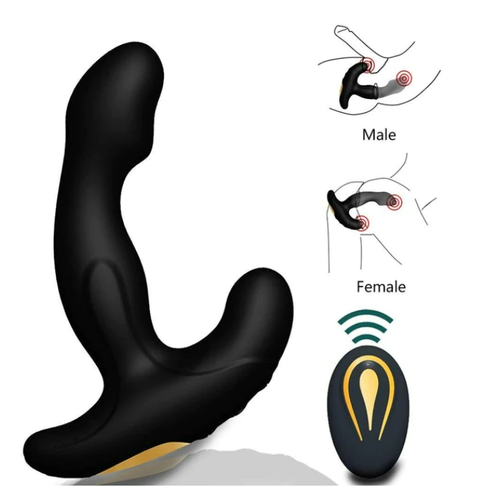 Prostate Massager heating